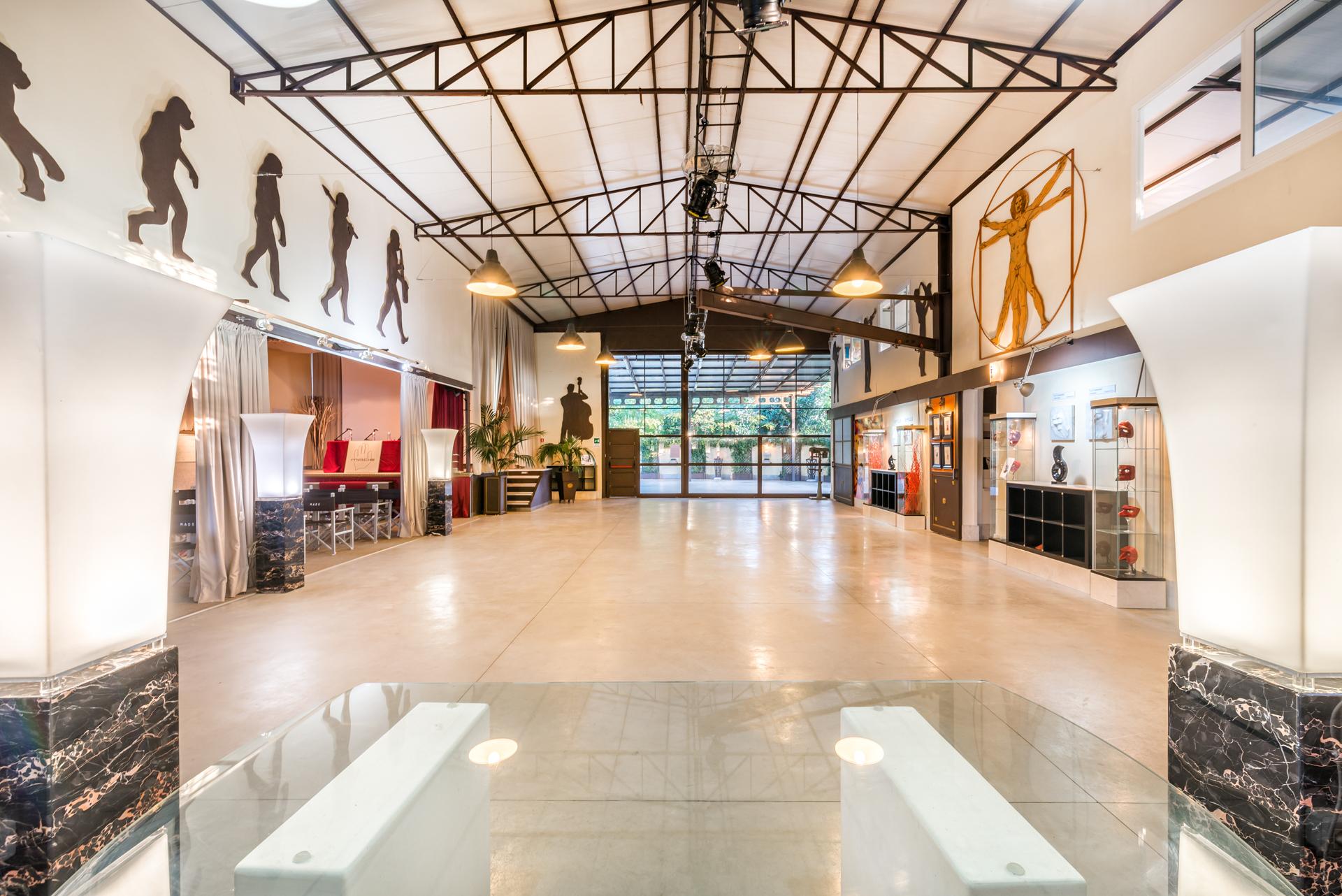Sala Leonardo 1