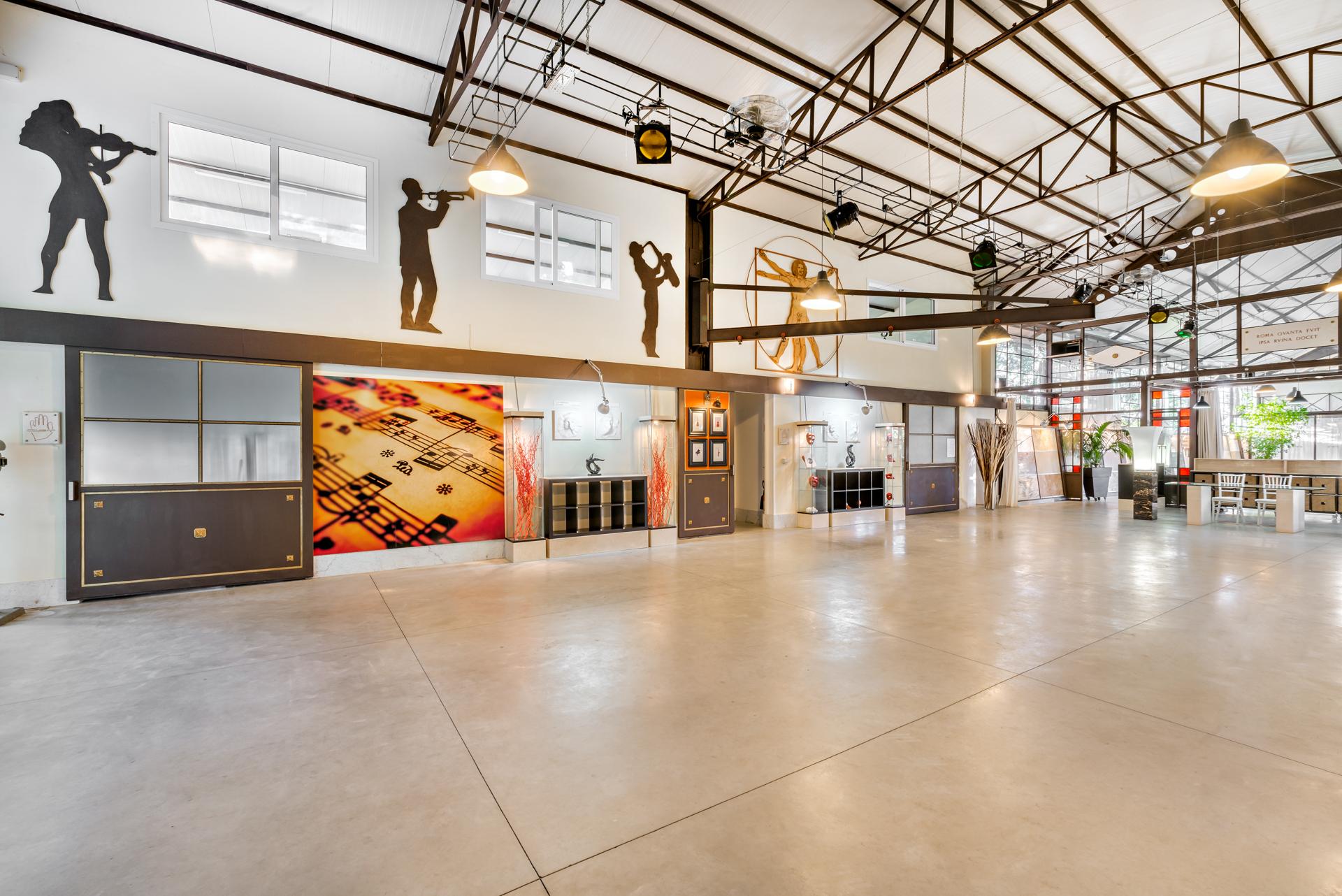 Sala Leonardo e gallery